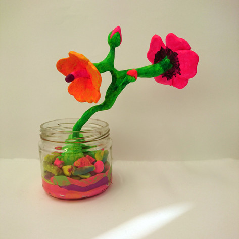Rainforest in a Jar #3