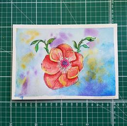 Floral Taurus