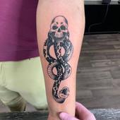 Death Eater Mark