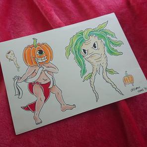 ~Pumpkin Hed n Angry Parsnip~_._Dm _carn
