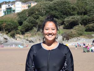 More Human Spotlight: Rachel, Founder of Mental Health Swims