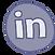 The LinkedIn icon