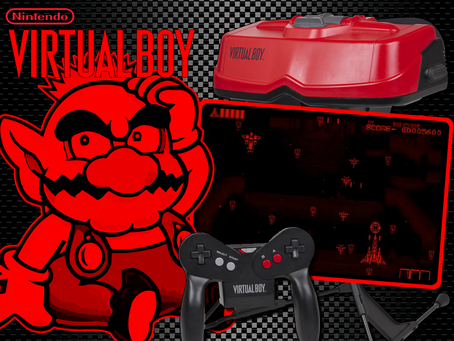 Nostalgia Vault: Virtual Boy