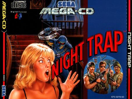 Nostalgia Vault: Night Trap (Sega CD)