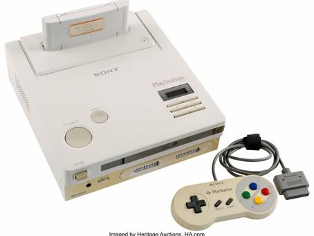 Nostalgia Vault: Nintendo PlayStation