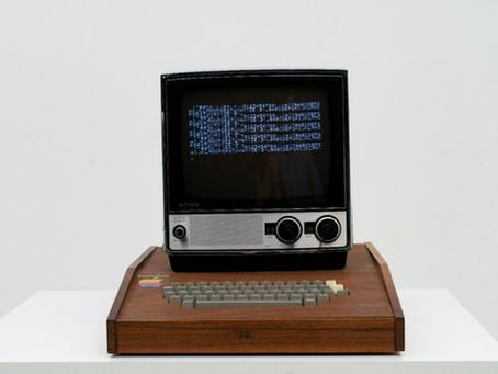 Nostalgia Vault: Apple-1