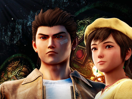 Shenmue: The Rise and Fall?