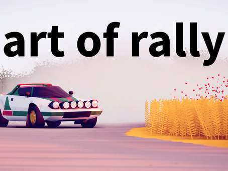 Art of Rally: A Love Letter To Racing
