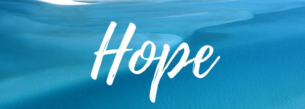 'Hope' Cover Art
