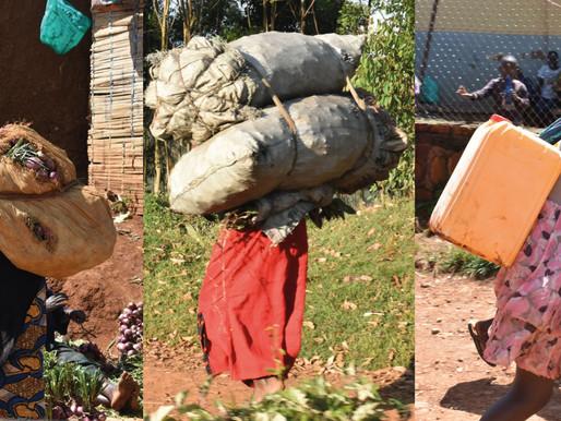 Les femmes transporteuses, le fléau du Sud Kivu