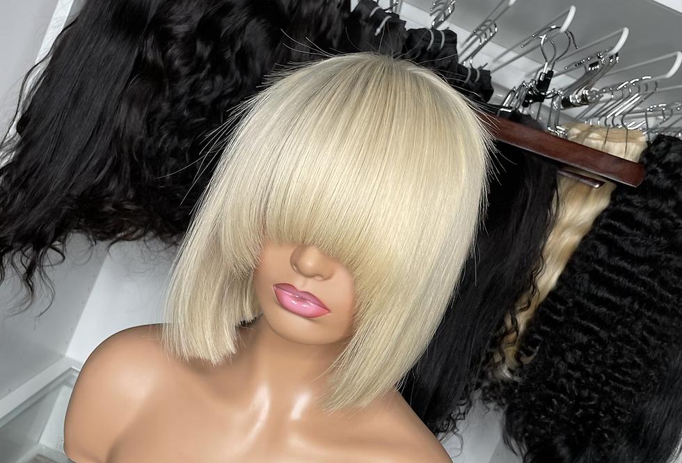 Blonde Bob Lace Closure