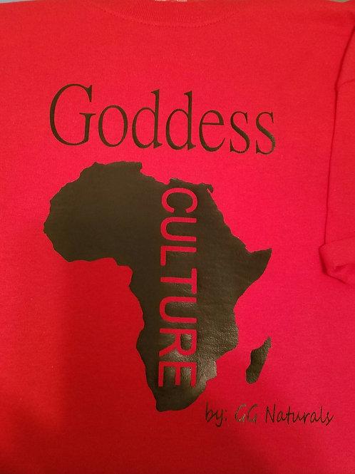 Goddess Culture T Shirt