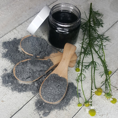 Give Them Face - Charcoal Exfoliant
