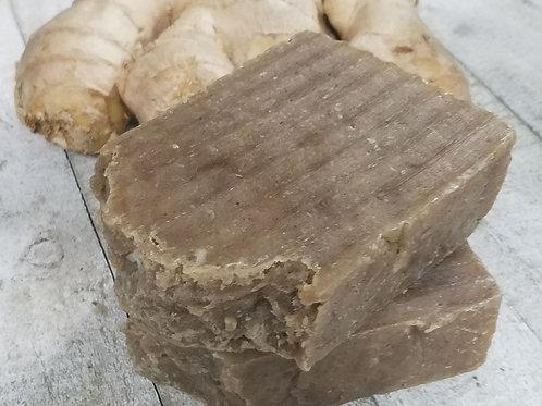 Beautiful Healing Ginger Soap