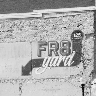 FR8 Yard Sign