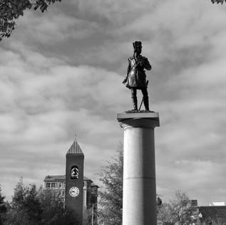 Daniel Morgan Statue