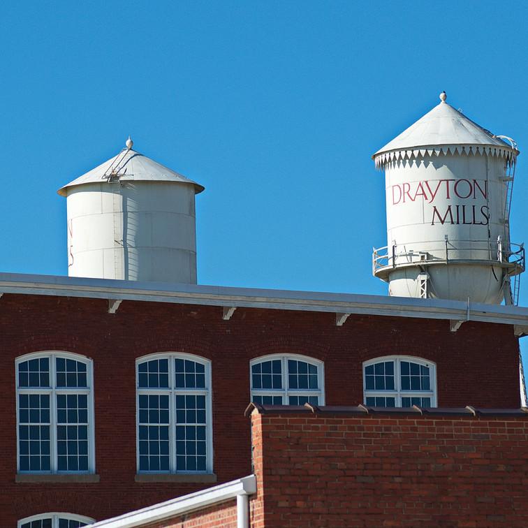 Drayton Mills Towers