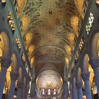 Sainte Anne Ceiling