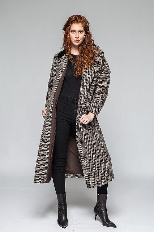 Not A Basic Tweed Coat