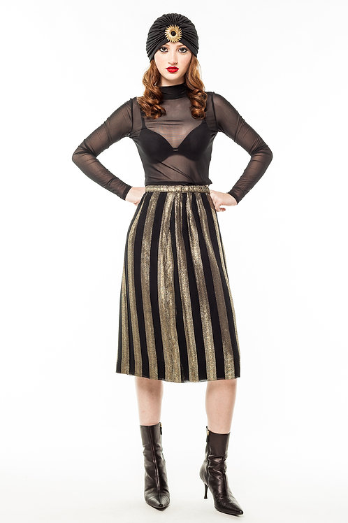 Sold Out Vintage Striped Skirt