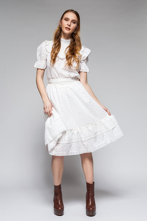 Sold Out Little Girl Lost Eyelet Lace Dress