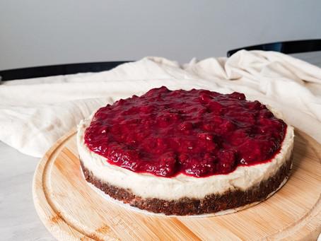 Cheesecake sem leite, sem ovo
