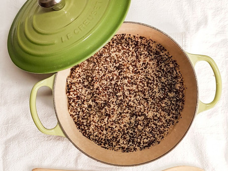 Como fazer quinoa