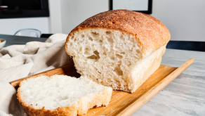 Pão fofinho sem glúten veg