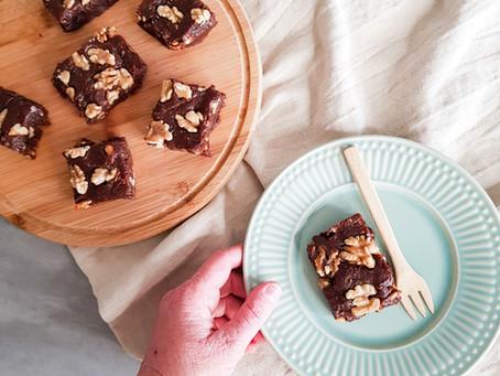 Brownie fácil sem farinha