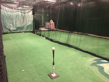 PeoplesBank Park - WellSpan Sports Medicine Clubhouse, Batting Cages