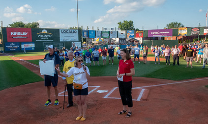 PeoplesBank Park - Charity Fundraiser