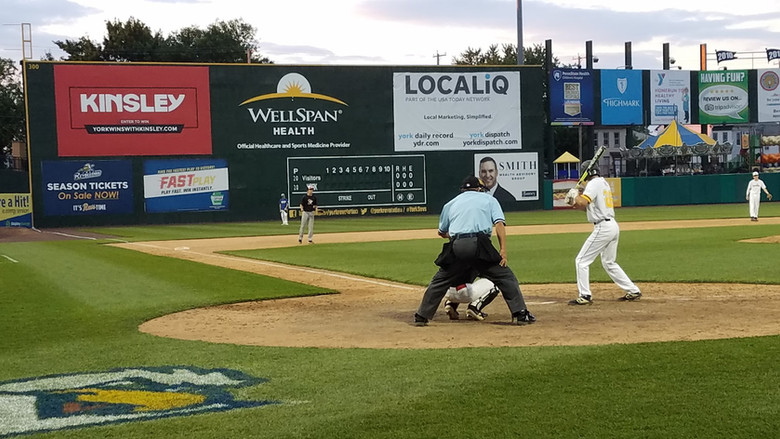 PeoplesBank Park - York Young Revolution Baseball