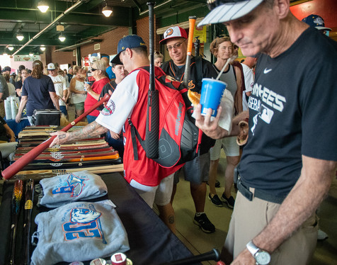 PeoplesBank Park - Concourse Marketing Tables