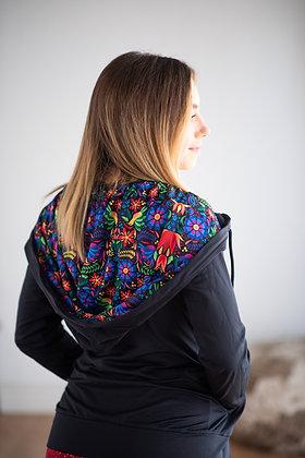 Morelia  - Hoodie Jacket