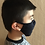 Thumbnail: Youth Reusable 5 Pack Face Mask - Black