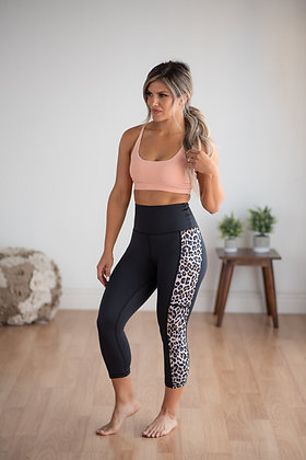Slimming - Tan Leopard (Crop)