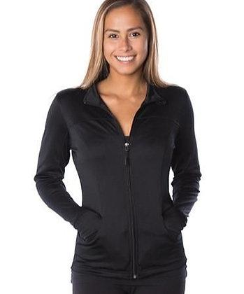 Everyday Love - Black Athletic Jacket