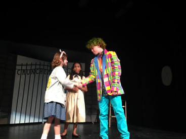 Miss Honey, Matilda & Wormwood