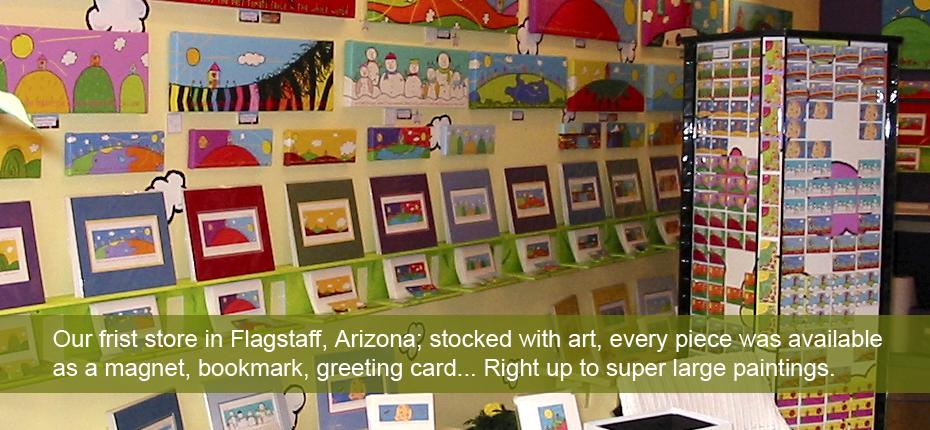 FLAGSTAFF, ARIZONA ART GALLERY