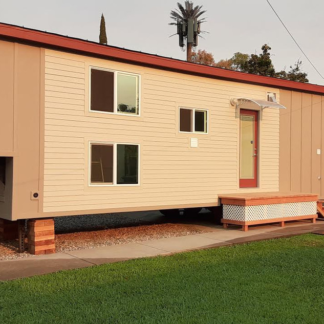Fire Proof Roof and Siding, 37' Long