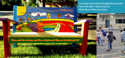 Custom Buddy Benches