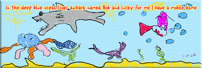 A Shark Named Bob