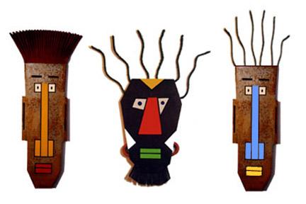 Steel Masks