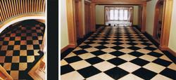 Hardwood Floor Staining