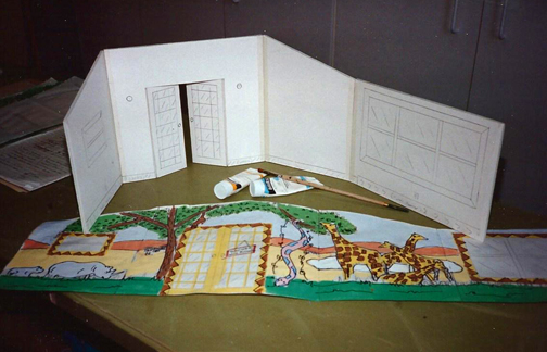 Greenwich, CT Playroom Commission