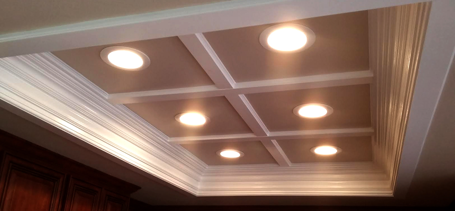 Recessed Lighting, Design, Install