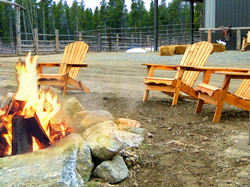 Campfires Keep the Boots Warm