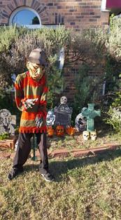 Freddy from Nightmare From Elm Street