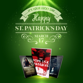 Shadow, Sins, a Goatman, and Saint Patrick