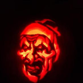 October 30th, Halloween Eve